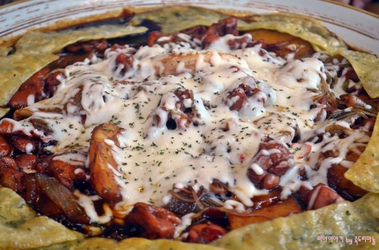 울산 북구 맛집/명촌 맛집 - 꼬꼬사우나 찜닭 깔끔하고 맛있다
