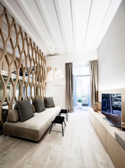 평범한 1층 집에서 3층 집으로의 놀라운 변신! 기적의 아파트 인테리어