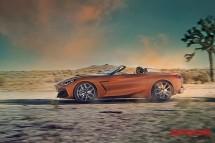 수프라와 공동 개발한  BMW Z4 콘셉트