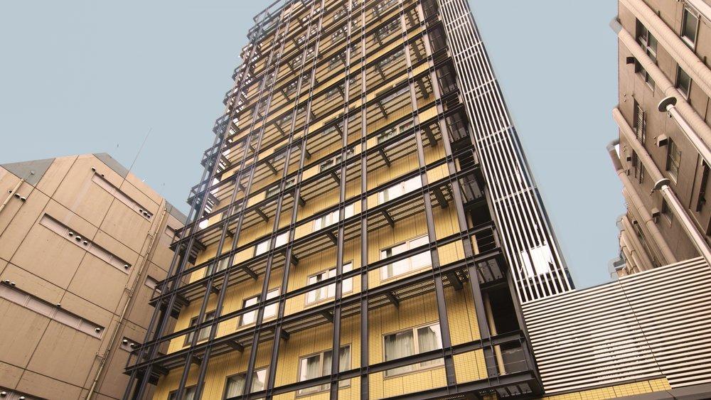 오사카 도톤보리 호텔 홀리데이 인 오사카 남바 건물