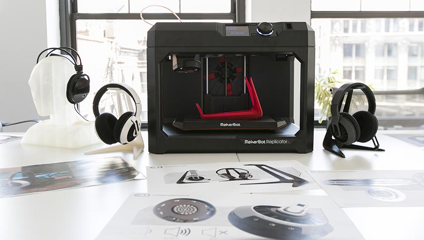 3D 프린터로 만든 플라스틱 제품