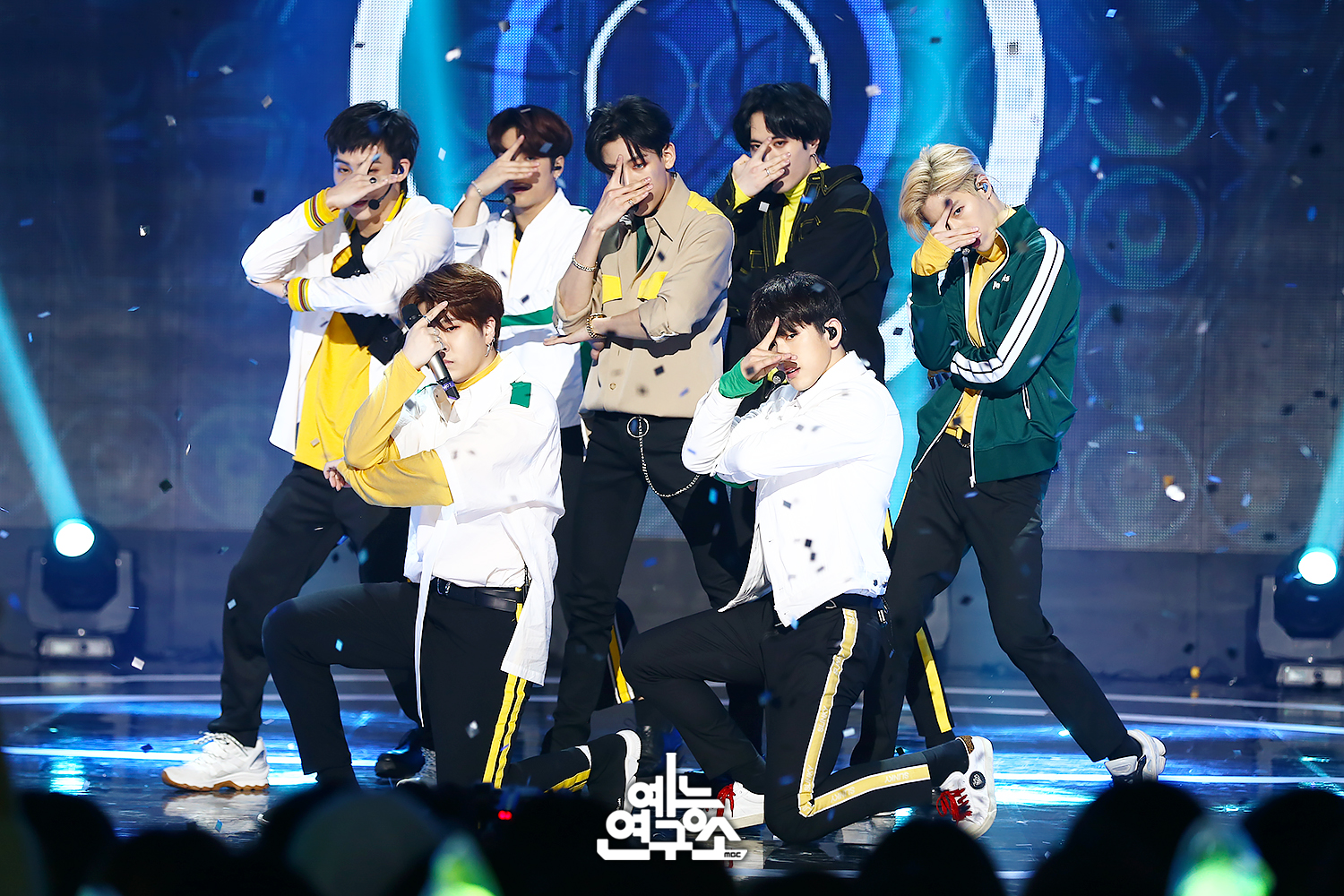 LOOK] HQ 180331 GOT7 - MBC Show Music Core :: bam502 #BamBam
