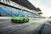 포르쉐 신형 911 GT3 RS, 뉘르부르크링 6분대 진입