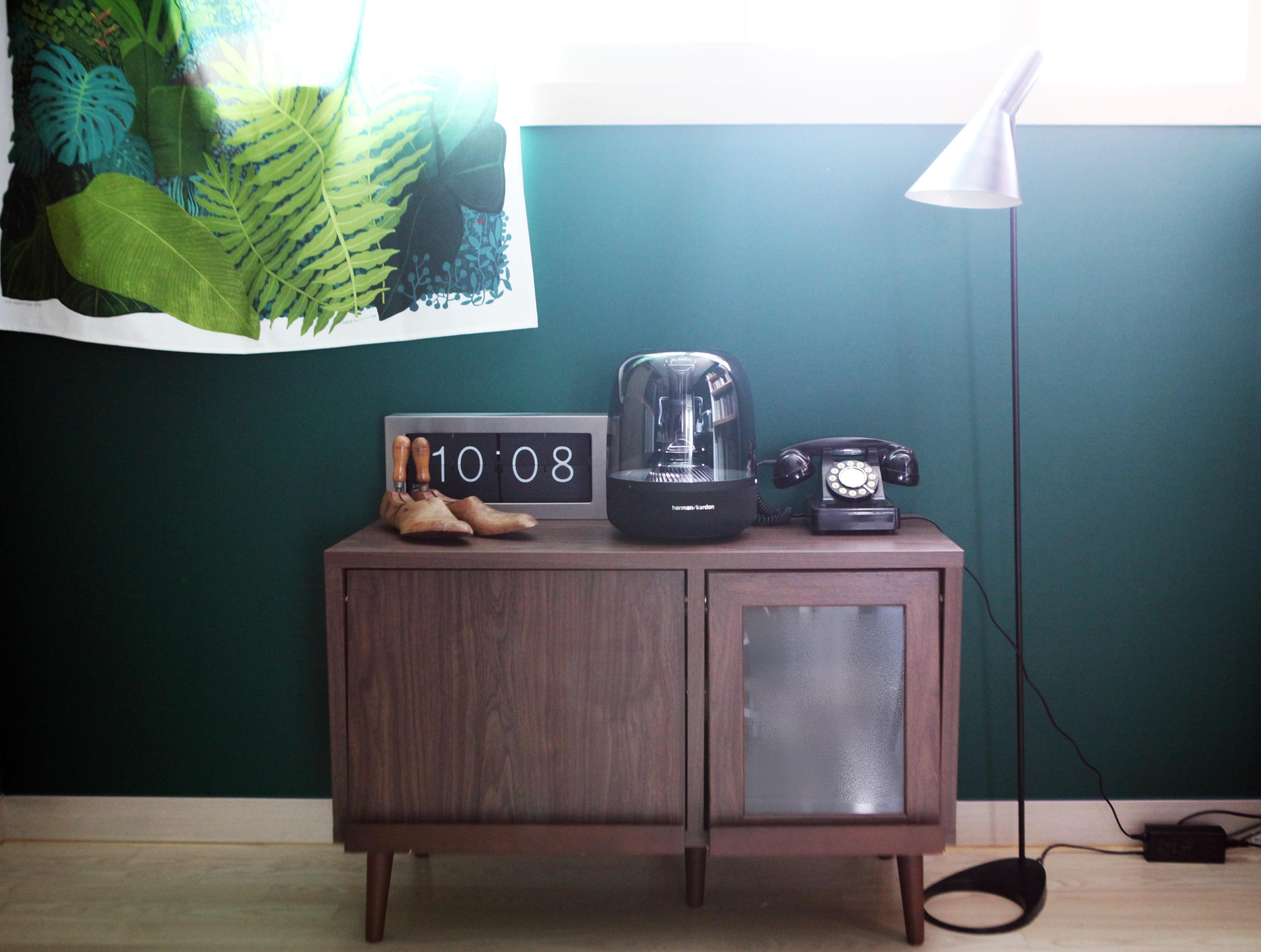 블루투스 스피커 Aura Studio2와 함께하는 우리집 홈카페