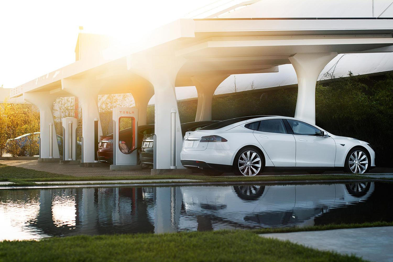 태양광 융합 친환경 전기차 충전소