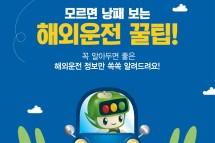 [카드뉴스] 여권없으면 무면허, 해외 운전 안전 수칙