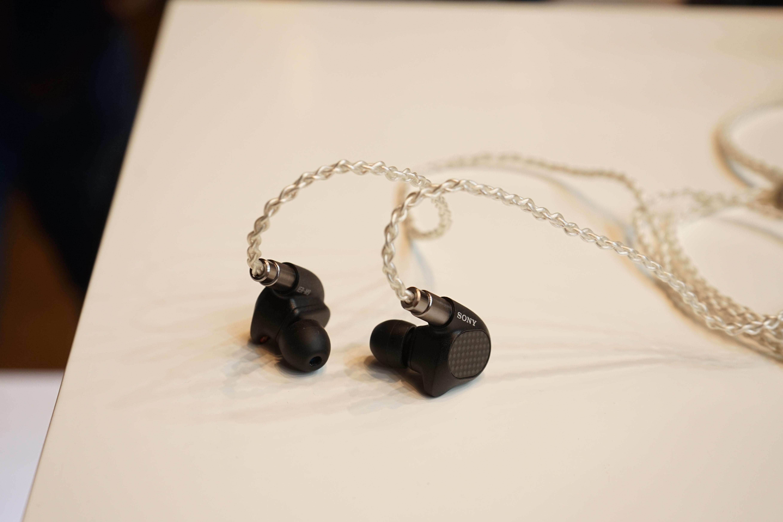 소니 인이어 모니터 IER-M9, IER-M7 청음기