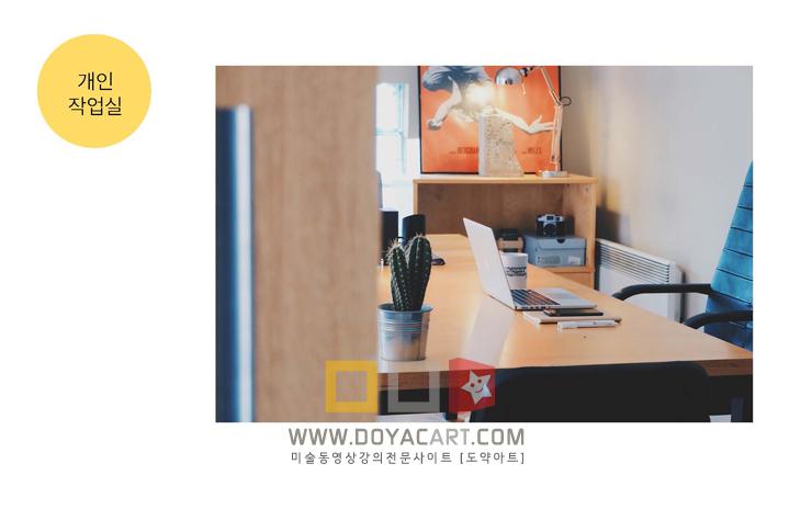 나만의 작업실 선택 TIP : 개인 작업실, 쉐어 사무실, 창업지원
