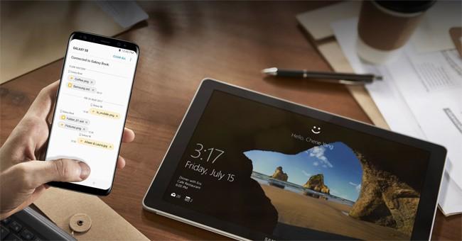 삼성플로우 - 스마트폰과 태블릿/PC를 연동하기 : 네이버 포스트