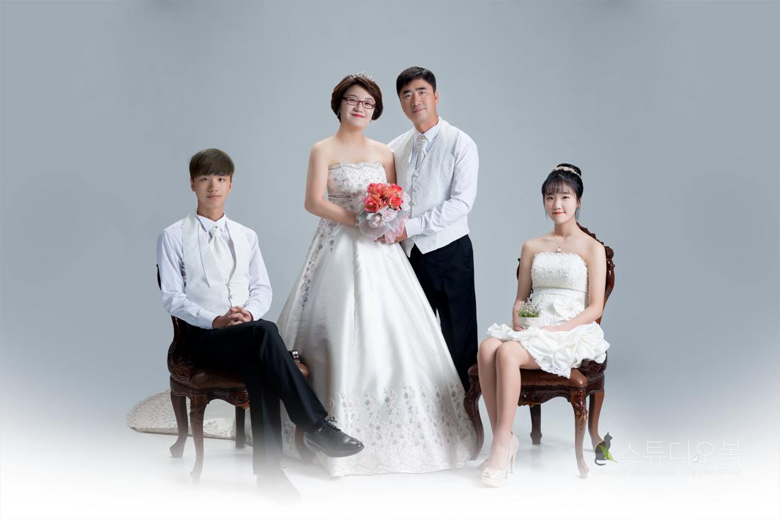 인천가족사진 촬영 인천 서구 사진관