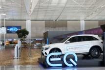 메르세데스-벤츠, 전기차 브랜드 'EQ' 국내 첫 선