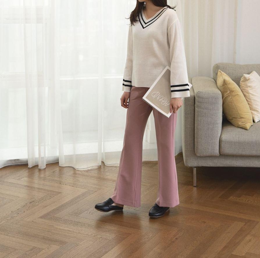 这样搭配才不会失败的韩式Slacks西裤!妳每日的OOTD搭配,绝对不能少了这件Slacks哦!