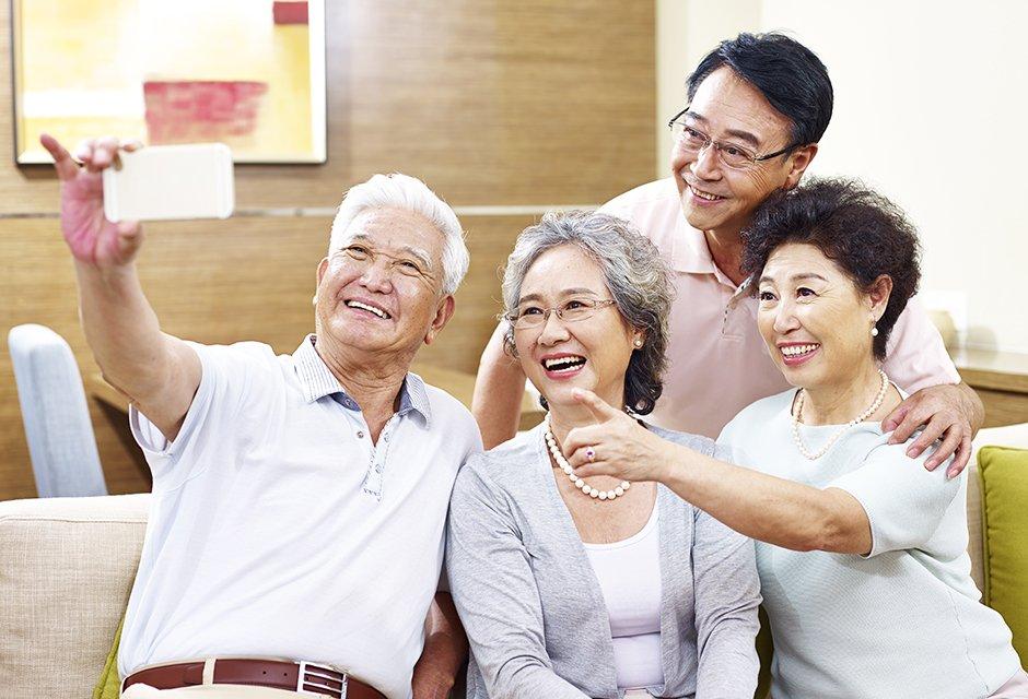 """노인으로 가는 길 """"안상호의 사람과 사람사이"""""""