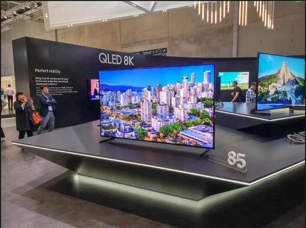 QLED TV 8K와 OLED TV 4K의 선택 포인트