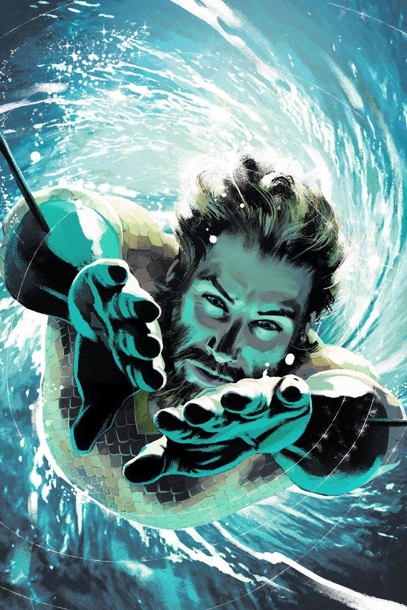아쿠아맨, 바다를 넘어 DC 유니버스까지 정복할까?