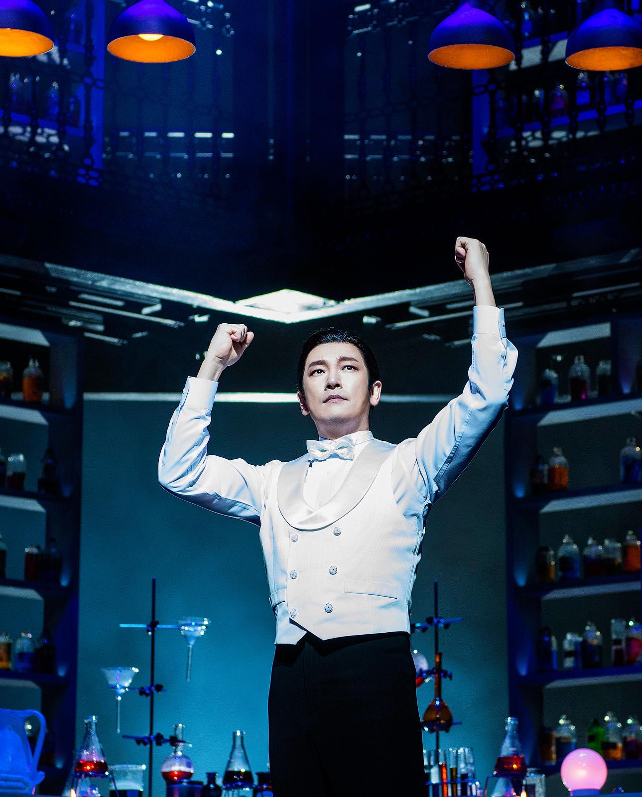 [리뷰] '지킬앤하이드' 조승우, 기대 그 이상을 충족시킨 '조지킬'