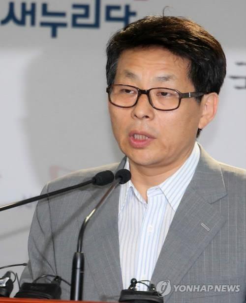 """차명진, '세월호 유가족들' 문구 수정→게시글 삭제…박주민 """"지겹고 무서운 사람"""