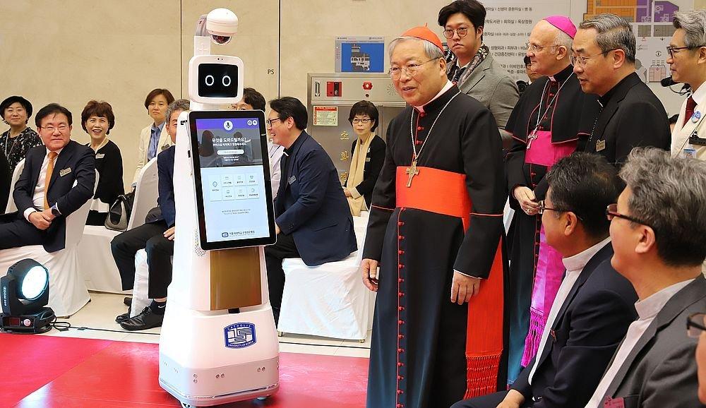 서울 은평 성모병원 로봇에 대한 이미지 검색결과
