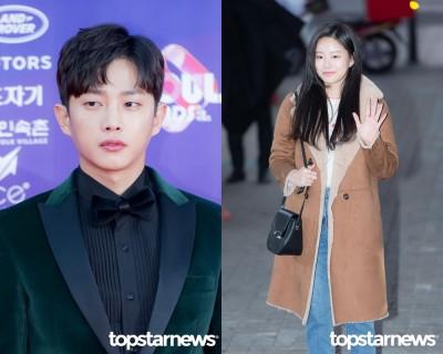 """[팩트체크] 김민석 측, """"박유나와 열애 아냐…친한 사이일 뿐"""" 열애설 부인"""