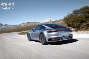 포르쉐, 신형 911 GT3 출시 계획..변하지 않는 자연흡기