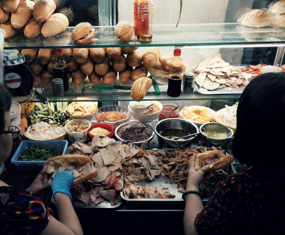 아침, 점심, 심지어 저녁까지 밖에서? 베트남의 외식문화!