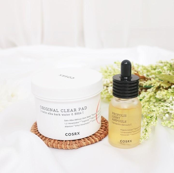 코스알엑스 프로폴리스 앰플 120% 효과 내고 환절기 꿀광피부로 케어하기