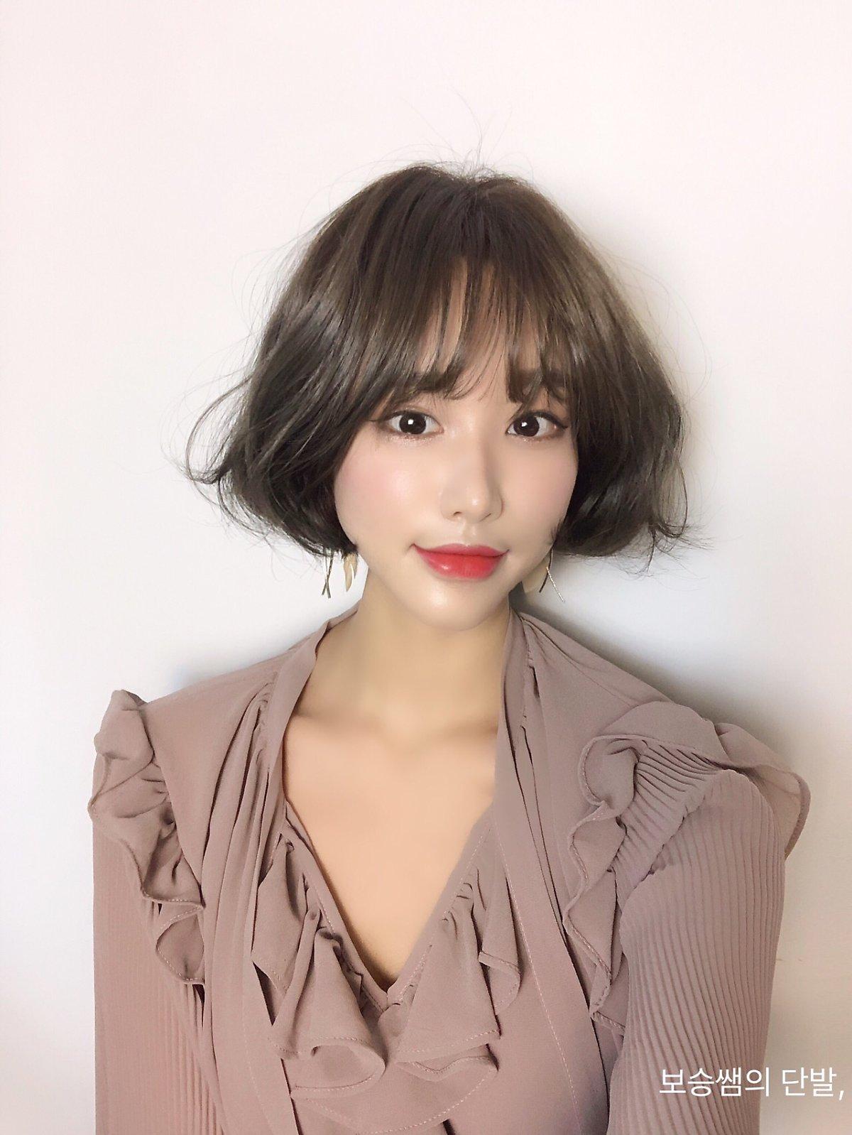 15대 여자 헤어스타일 / 15대 머리스타일 볼륨감이중요! : 네이버 포스트