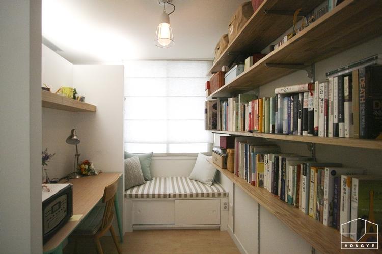 [24평 아파트 인테리어] 고양이와 함께 사는 집 , 안산 그린빌 14단지 24py