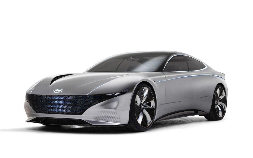 Новая Sonata Hyundai N Sports