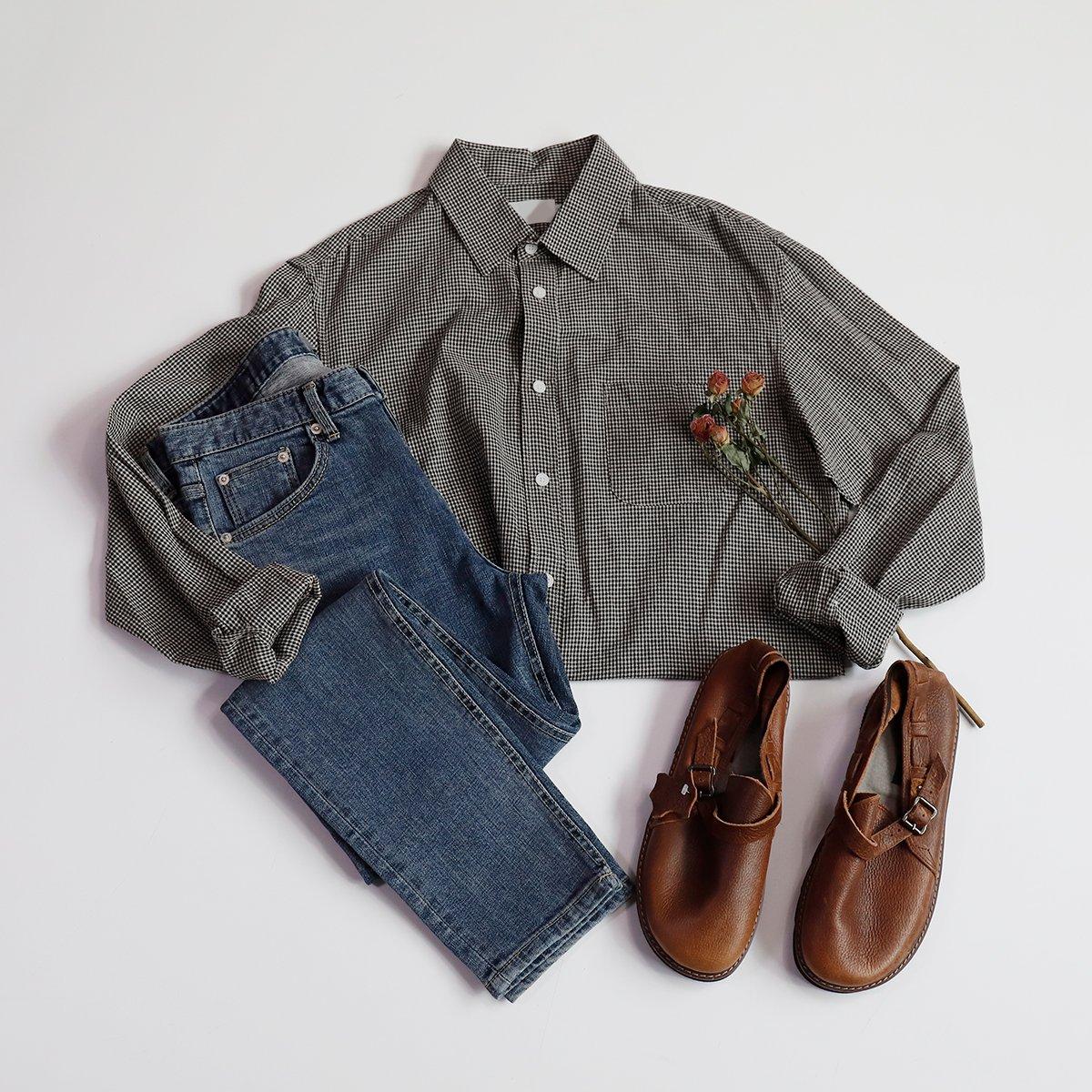 230fc19ec79 안녕하세요 :) 옷누나에요 오늘은 여자의 마음을 사로 잡을 수 있는 심쿵! 남자 봄 셔츠 코디 준비해봤어요!