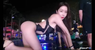 '데이트 폭력 여배우 의혹' 하나경, 과거 강은비와 설전