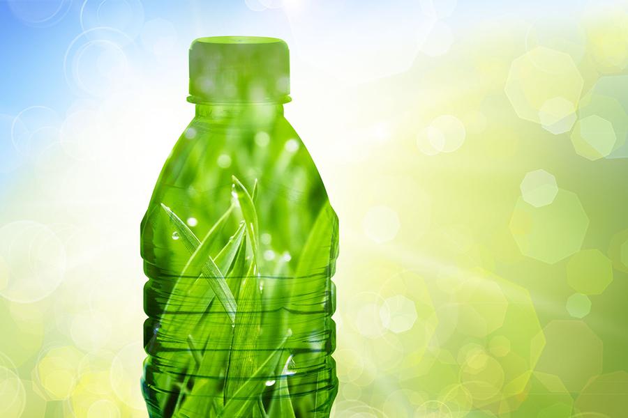 자연으로 돌아가는 '생분해성 플라스틱'