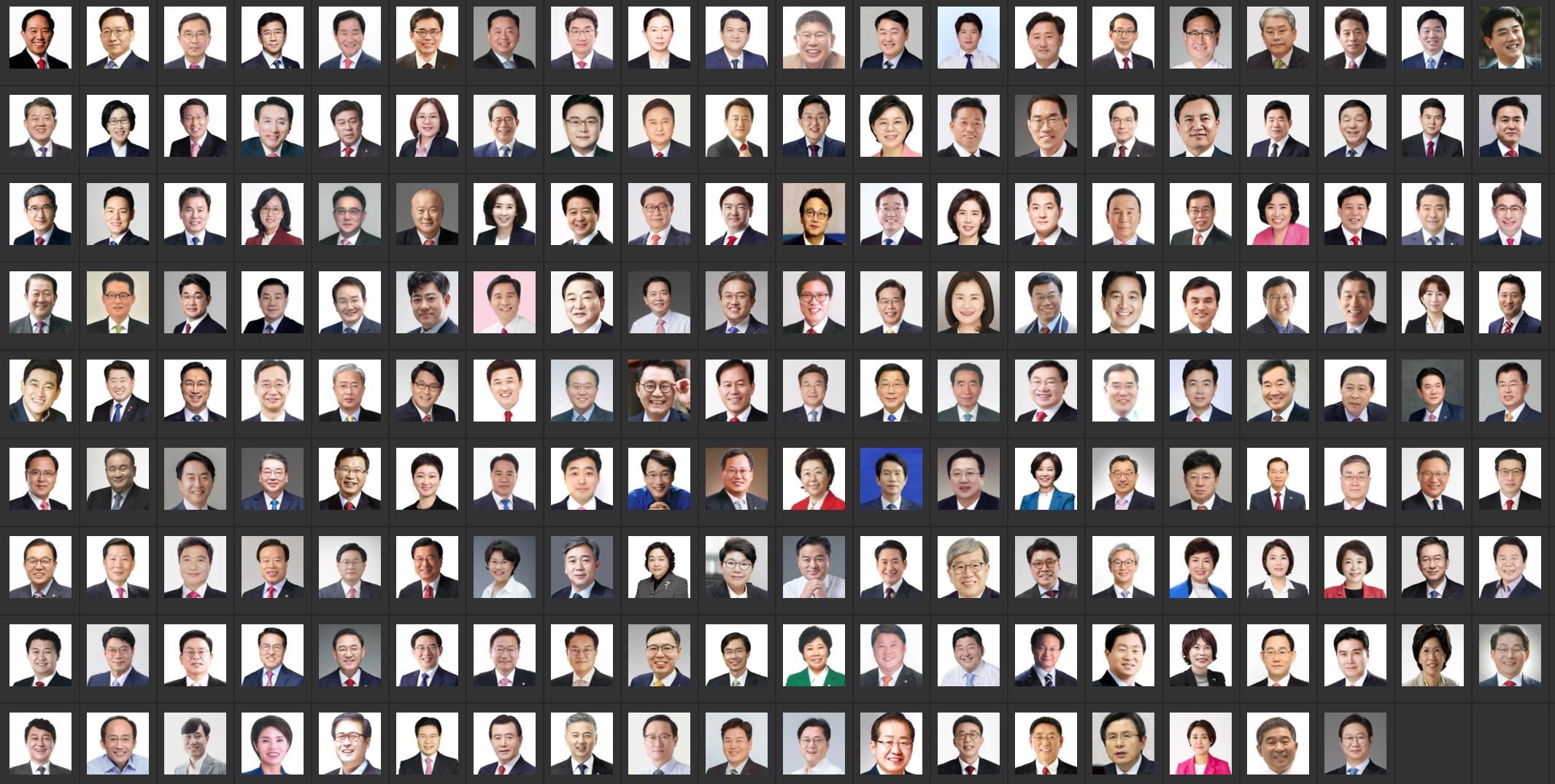 유권자가 기억해야 할 ★나쁜후보 178명★ 종합판