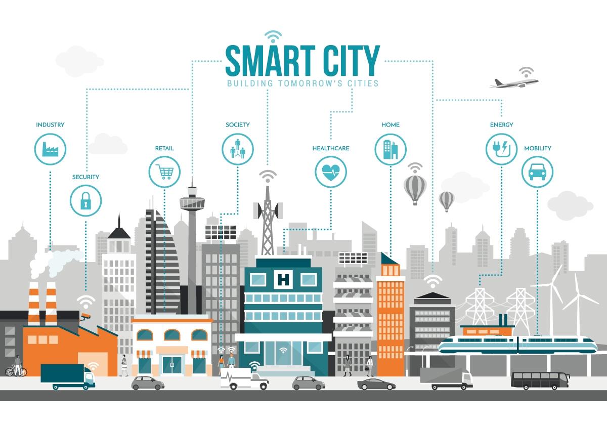 스마트시티와 교통 환경은 어떻게 변화할까?
