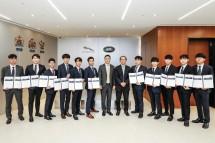 재규어 랜드로버 코리아, 글로벌 테크니컬 어프렌티스 프로그램 3기 수료식 개최