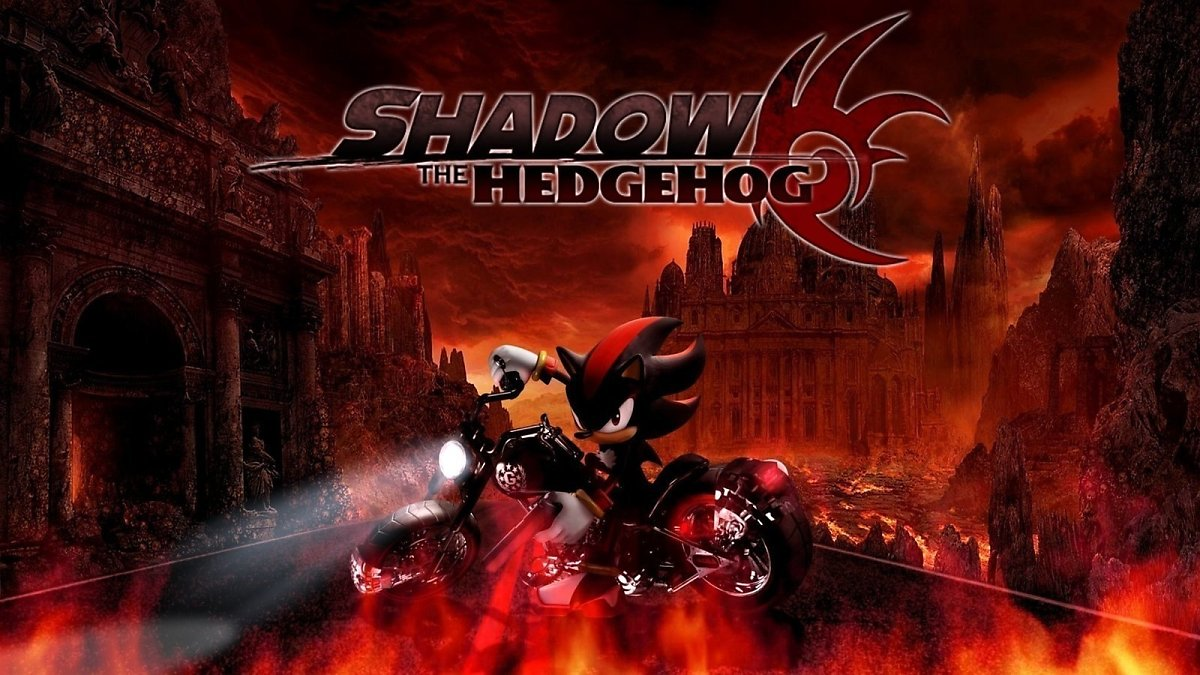 Shadow the Hedgehog – 326 twarzy jeża