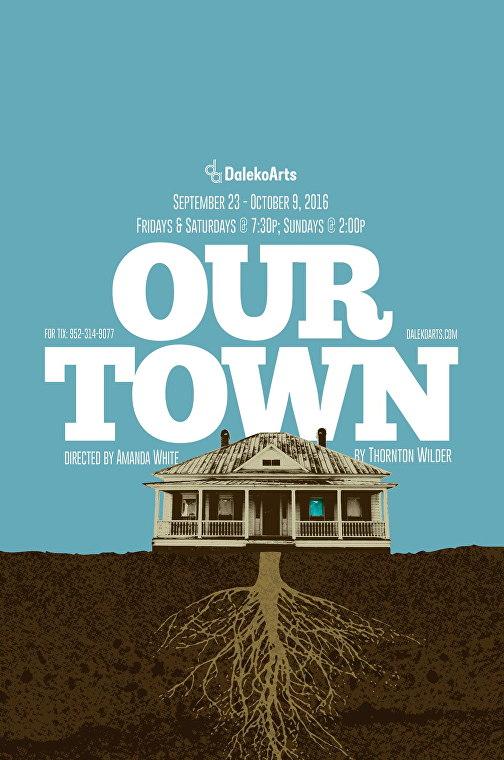 우리읍내<<Our Town Thornton Wilder>> - 쏜톤와일더