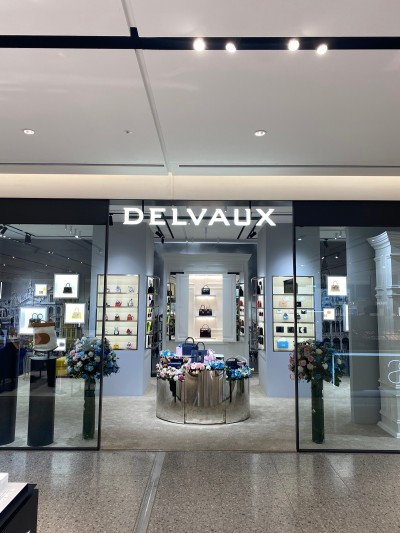 델보, 신세계 백화점 타임스퀘어점 신규 오픈