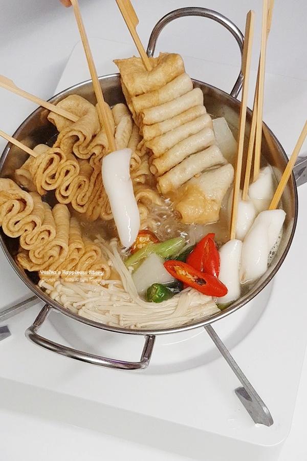 어묵탕 끓이는 법  물떡 어묵꼬치 넣어 맛있는 레시피