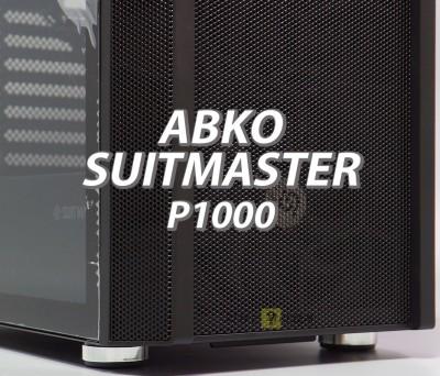 ABKO SUITMASTER P1000 강화유리