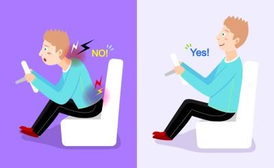 허리 통증을 완화하는 '아침 습관' 4가지