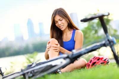 전방십자인대 파열… 과격한 운동 후 무릎 통증 있다면 의심!