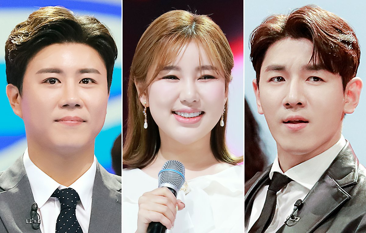 송가인-홍자-정미애와 맞대결 펼친 진해성! 결과에 경악