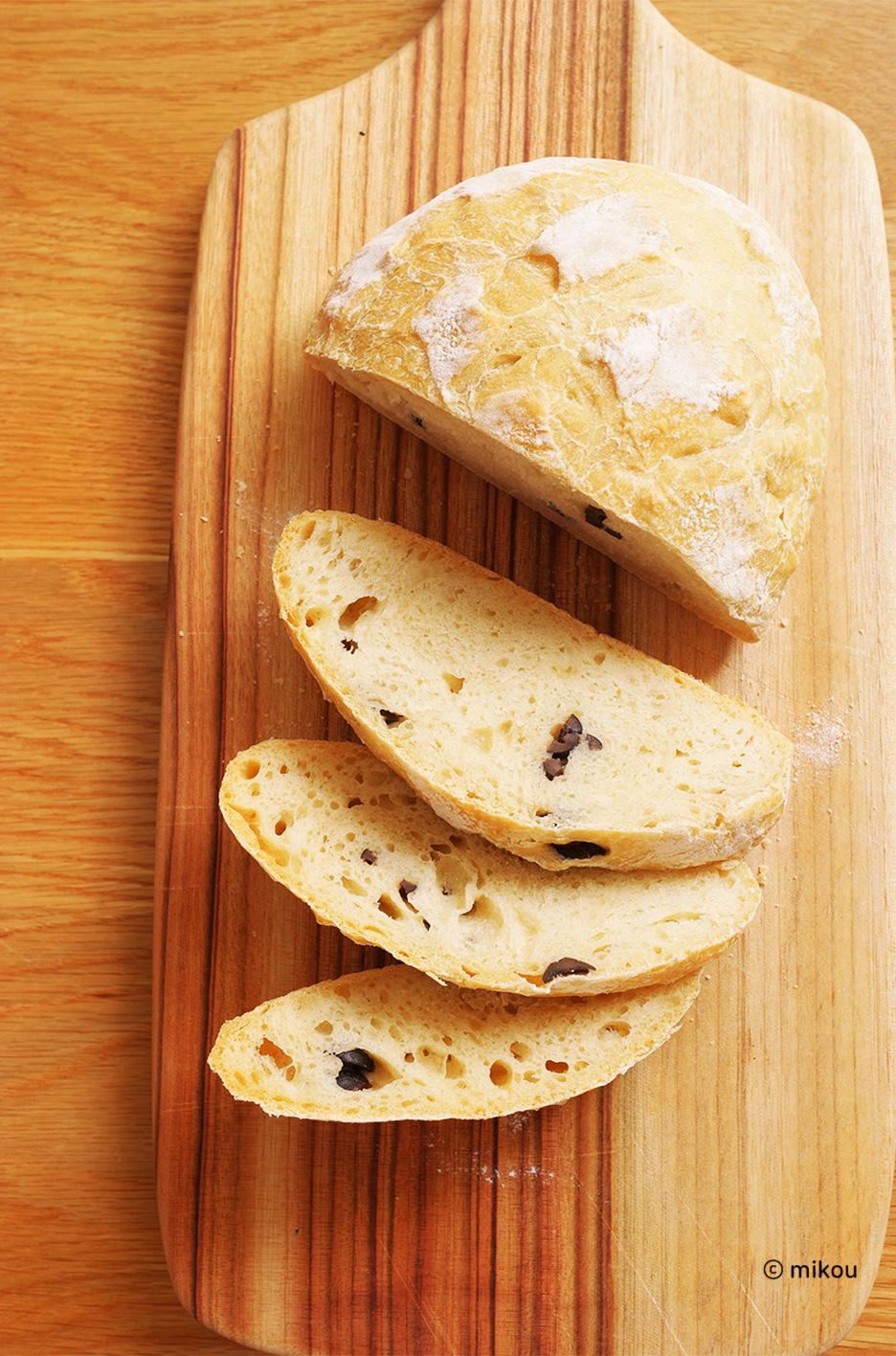 촉촉 부드러운 올리브빵 만들기