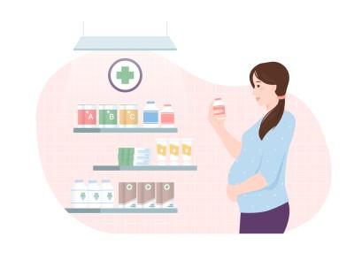 임산부 필수 영양제 엽산, 식후 복용하면 효과 더 좋아요!