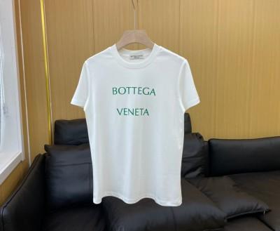 보테가베네타 로고 레터링 티셔츠 / 화이트