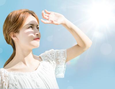 여름철 햇빛, 건강하게 쬐는 법