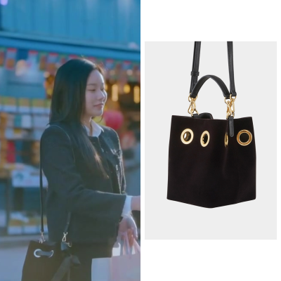 tvN 여신강림 박유나 가방 패션