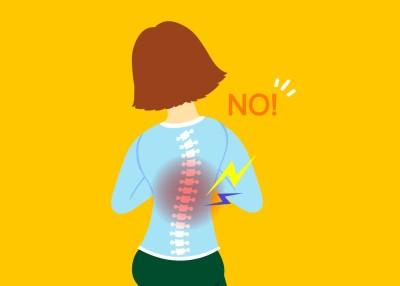 뒤태로 보는 척추·관절 건강 4