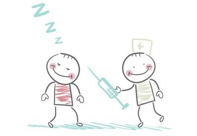 수면내시경하면 왜 '헛소리'를 말하는 걸까?